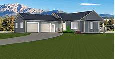 bungalow house plans with attached garage pin on bungalows with attached garage