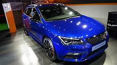 2018 Seat St Cupra 2 0 Tdi 300 Exterior And