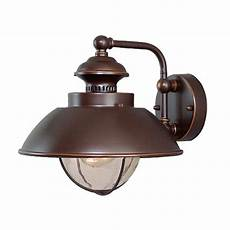 shop cascadia lighting nautical 10 25 in h burnished