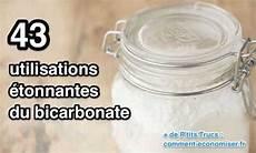 43 utilisations 201 tonnantes du bicarbonate de soude