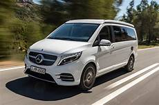 New Mercedes Marco Polo 2019 Review Auto Express