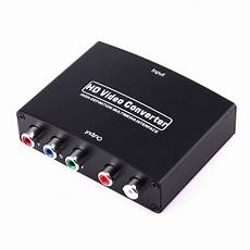1080p Ypbpr Hdmi Audio Converter by 1080p Hd Hdmi To Ypbpr And R L Audio Adapter