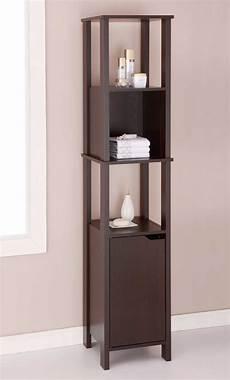 High Cabinet For Bathroom wood cabinet high in bathroom shelves