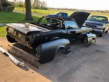 Needs Total Restoration 1965 Ford Mustang Convertible