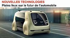 technologies du futur technologies high tech pleins feux sur le futur de l automobile