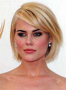 short bob hairstyle with side swept bangs for 2014 pretty designs