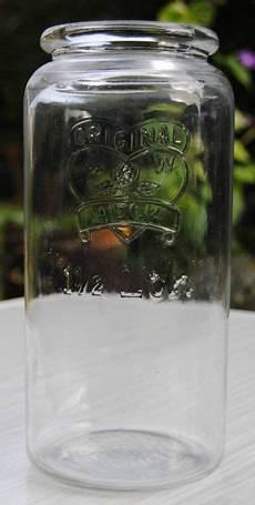 weck alter glas kristall gebrauchsglas antiquit 228 ten