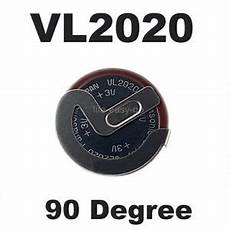 genuine vl2020 rechargeable battery for bmw mini e60