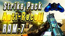 warzone aim assist not working strike pack warzone ram 7 best settings no recoil aim assist youtube