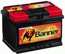 Banner Power Bull 12v 60ah P6068 Ab 74 10