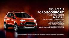 Nouveau Ford Ecosport 1 0 Ecoboost 125ch