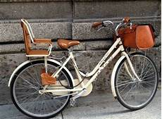 Vintage Style I Want To Ride My Bicycle Fahrrad Sitz