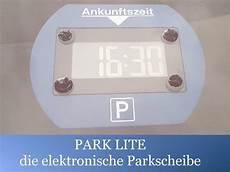 Park Lite Die Elektronische Parkscheibe