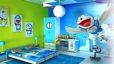 Ide Desain Kamar Tidur Doraemon Terbagus Untuk Model Kamar