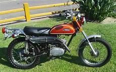 125 motorrad enduro 1971 yamaha ati 125 enduro motorcycle yamaha enduro