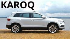 Skoda Karoq 2017 - 2017 skoda karoq compact suv with state of the