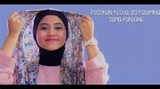 Cara Memakai Jilbab Tanpa Jarum Dan Peniti Tutorial