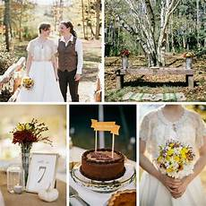 a vintage rustic autumn wedding with diy details chic