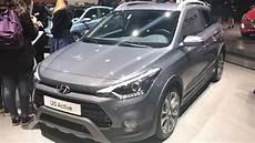 Hyundai I20 Active 2017 In Detail Review Walkaround