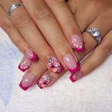 21 cute pink nail art designs ideas design trends