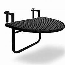 table de balcon tablette suspendue 60 x 40 5 en polyrotin