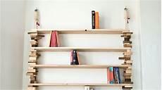 regal aus büchern selber bauen b 252 cherregale selber machen einfach und kreativ