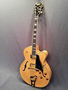Washburn Oscar Schmidt Oe40n Archtop Guitar Blues Reverb