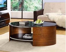 Walnut And Black Glass Coffee Table jual curve walnut black glass coffee table coffee