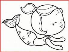 Malvorlage Einfach Meerjungfrau Malvorlage Einfach Rooms Project