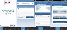 payer ses amendes en ligne amendes gouv payer ses amendes via l application mobile