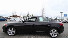 2014 acura ilx 2 0l crystal black pearl ee004673 seattle sumner youtube