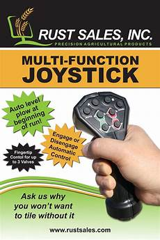 Controller Multi Function Auxiliary Gamepad by Multi Function Joystick Rust Sales Inc Rust Sales Inc
