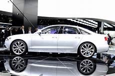 2011 naias audi a6 hybrid live photos autoevolution