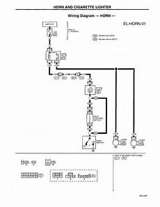 Wiring Diagram For Cigarette Lighter by Repair Guides Electrical System 1996 Horn And