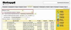 Visualiser L Historique De Conversion D Un Document Batappli
