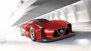 Updated Concept 2020 Vision GT Headlines Nissan's 2015