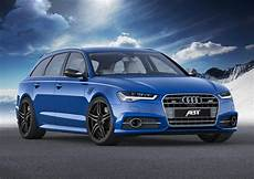 Official 2016 Abt Audi S6 Avant Gtspirit