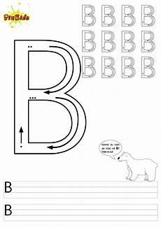 Ausmalbilder Buchstaben Lernen Buchstaben Lernen Arbeitsbl 228 Tter Buchstabe B
