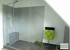 Dusche Ohne Fugen Holzboden Im Bad