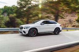 Mercedes Benz GLC Coupe BMW X4 Prove Customers Are Irrational