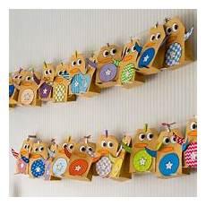 Adventskalender Selber Basteln Für Kinder - adventskalender selber basteln f 252 r kinder dansenfeesten