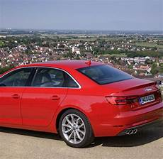 Der Neue Audi A4 Ist Eigentlich Ein Kleiner A8 Welt