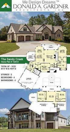 hillside house plans with walkout basement 8 best walkout basement house plans images in 2020
