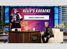the kelly clarkson show today