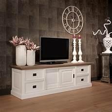 tv lowboard weiß landhausstil tv schrank lowboard wei 223 im landhausstil breite 200 cm