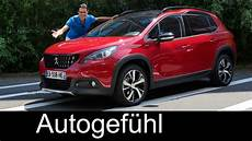 Peugeot 2008 Gt Line Review Test Driven Facelift 2016