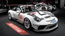 2017 Porsche 911 Gt3 Cup Motor Show 2016