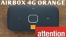 Airbox 4g Orange Attention