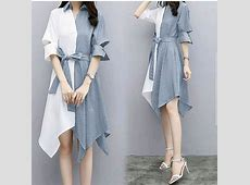 Jual Dress Kemeja kekinian baju blouse baju pesta