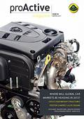 ProActive Magazine Issue 43  Winter By Lotus Cars Issuu